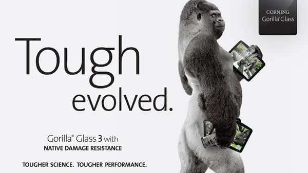 Стекло gorilla glass
